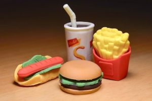 Western diet and hair loss