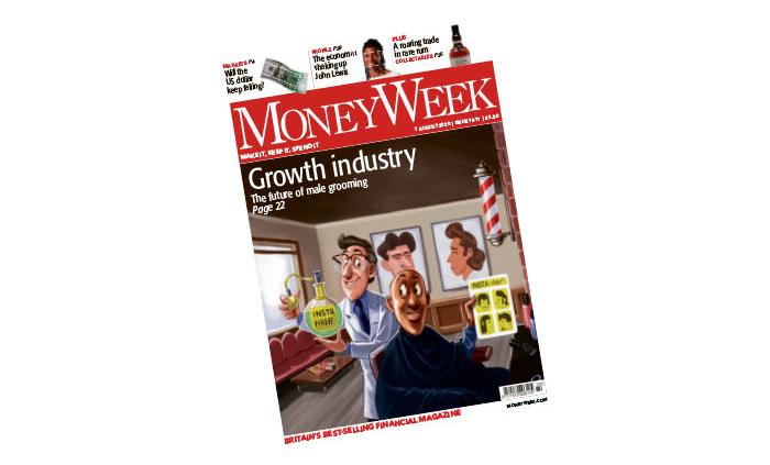 Dr David Fenton talks hair loss treatments to MoneyWeek